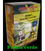 Ceai pentru Diabet 180g Faunus Plant