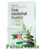 Ceai Medicinal Diuretic 20 doze Alevia