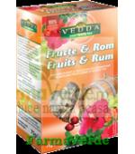 Ceai de Fructe & Rom 75 gr Vedda Kalpo
