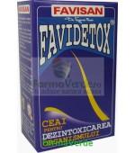 Ceai Favidetox 50 g Favisan