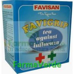 Ceai Favigrip 50 gr Favisan