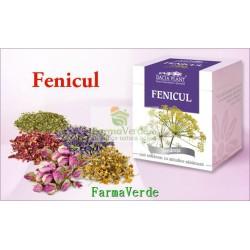Ceai Fenicul - 50 g DaciaPlant