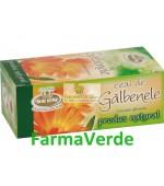 Ceai de Galbenele 18 pliculete 1 g Belin Nova Plus