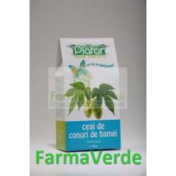 Ceai de Conuri de Hamei 50 gr Plafar