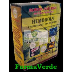 Ceai pentru Hemoroizi Externi 90g Hemorodalus Faunus Plant
