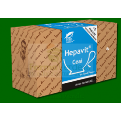 Ceai Hepavit 20 doze Medica ProNatura