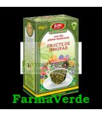 Ceai Fructe Ienupar 50 g Fares