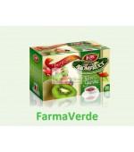 Ceai Aromfruct Kiwi & Guarana 20 doze Fares