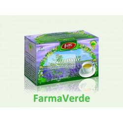 Ceai de Lavanda 20 dz Fares