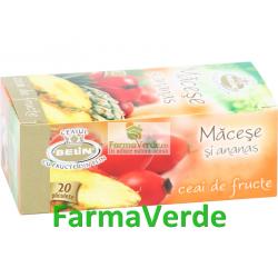Ceai Macese&Ananas 20 doze Belin Nova Plus