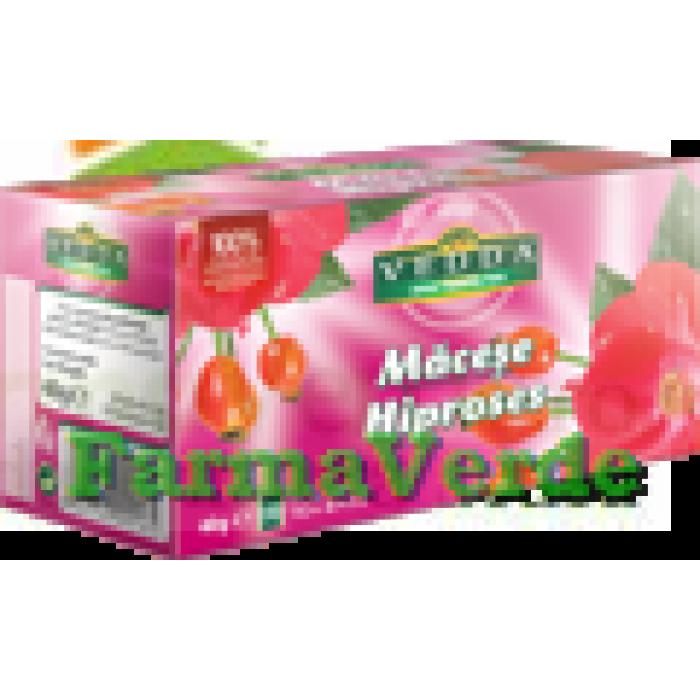 Ceai de Macese 2 gr 20 doze Vedda Kalpo