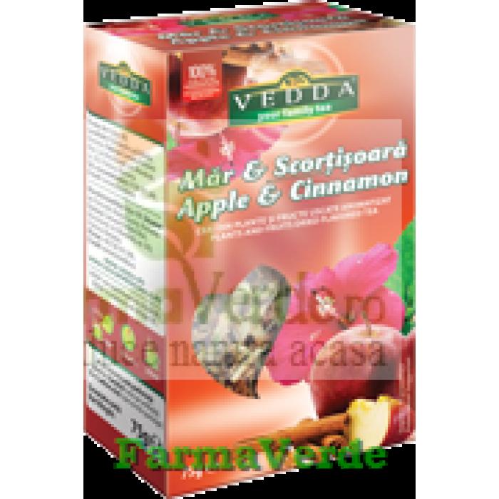 Ceai de Mar & Scortisoara 75 gr Vedda Kalpo