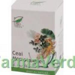 Ceai Memotanalec 20 doze Medica ProNatura