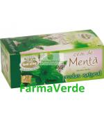 Ceai Menta 20 dz a 1.8 g Belin Nova Plus