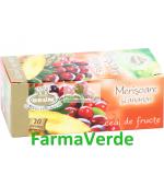 Ceai Merisoare&Ananas 20 doze Belin Nova Plus