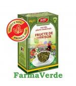 Ceai Fructe de Merisor 50 gr Fares
