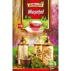 Ceai Musetel Flori 20 plicuri Adnatura Adserv