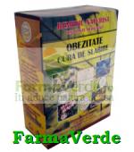 Ceai pentru Obezitate, Cura de Slabire 180g Faunus Plant