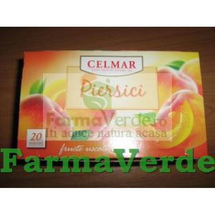 Ceai de Piersici 20 plicuri Celmar