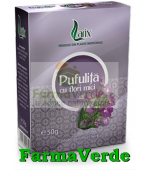 Ceai de Pufulita cu Flori Mici 50 gr Larix