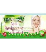 Ceai Revigorant Antioxidant 25 doze Adnatura