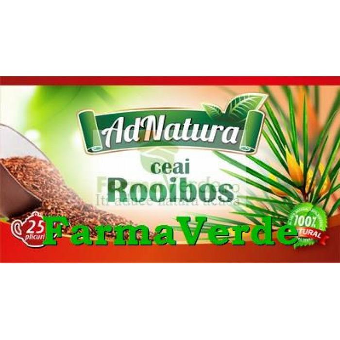 Ceai Rooibos 25 doze Adnatura