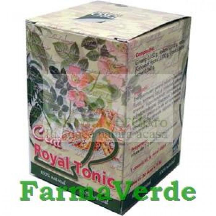Ceai Royal Tonic 20 doze Medica ProNatura