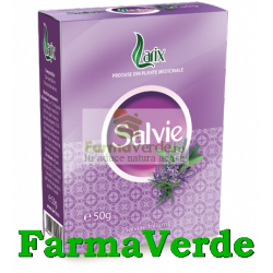 Ceai de salvie 50 gr vrac Larix