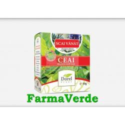 Ceai de Scai Vanat 50 gr Dorel Plant