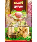 Ceai Sulfina 50 gr Adnatura Adserv