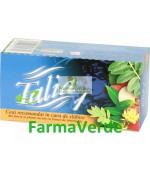 Ceai Talia ( ceai recomandat in cura de slabire ) 20 dz Belin