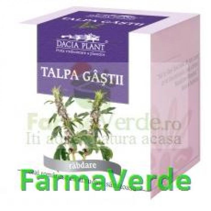 Ceai Talpa Gastei - 50 g DaciaPlant