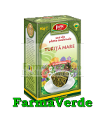Ceai Turita Mare 50 gr Fares