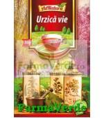 Ceai Urzica Vie 50Gr Adserv Adnatura