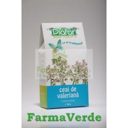 Ceai de Valeriana Radacina 80 gr Plafar