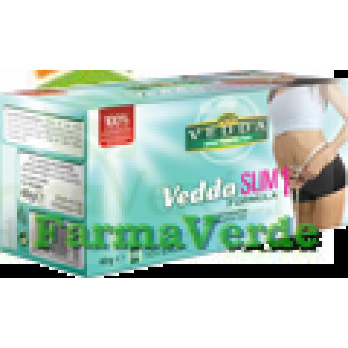 Ceai de slabit Body Slim Formula 1- 20 doze 2 gr Vedda Kalpo