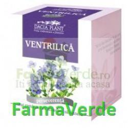 Ceai Ventrilica - 50 g DaciaPlant