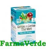 Ceai verde si cozi de cirese 60 comprimate Vitarmonyl