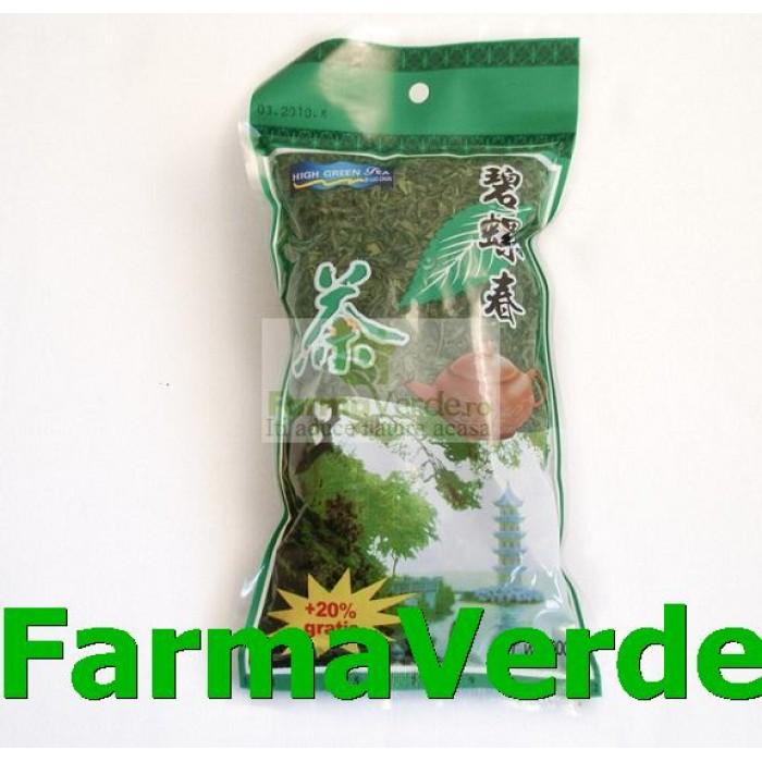 Ceai Verde Vrac (100 gr) Sanye L&L Plant Advancemed