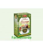 Ceai Vermicin (fost Ceai Antihelmintic) 50 g Fares
