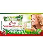 Ceai Savoarea Plantelor Vitaminizant 20 plicuri Adnatura Adserv