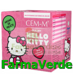 CEM–M Hello Kitty Gummy 60 de jeleuri cu vitamine Walmark