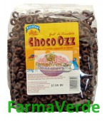 Cereale Inele cu Ciocolata Choco Ozz 250 gr PIRIFAN