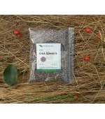 Seminte CHIA NON GMO culturi nemodificate genetic 200 gr TonikPlant