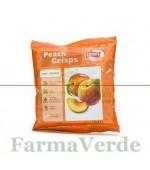 Chips de piersici crocante Crispy Natural 15 gr Bio Zona
