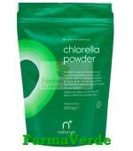 Chlorella Pulbere Organica/BIO 200 gr Naturya
