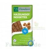 Damhert Ciocolata cu Alune indulcita cu tagatoza 85 gr