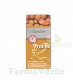 Damhert Ciocolata umpluta cu pralina fara zahar cu maltitol 85 g