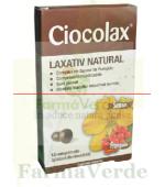 Ciocolax Laxativ Natural 12 cpr Solacium Pharma