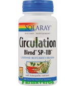 Circulation Blend 100 capsule Secom Solaray